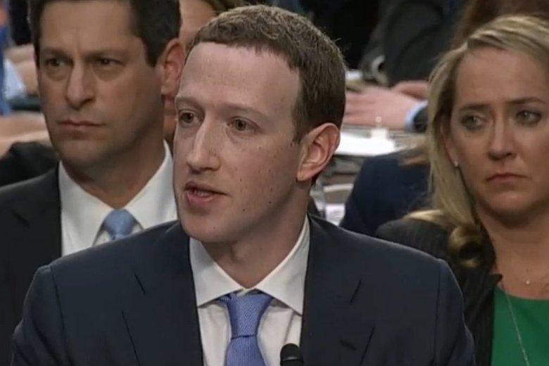 Mark Zuckerberg był przesłuchiwany przez dwie komisje senackie USA w sprawie Cambridge Analytica.