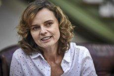 """Beata Fido zagrała w """"Smoleńsku"""", potem jej kariera szybko poszybowała w górę."""