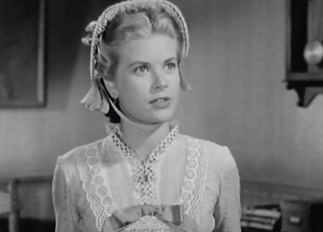 Grace Kelly w jednym z najgłośniejszych westernów w historii kina.