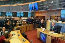 Janusz Wojciechowski bardzo słabo wypadł podczas przesłuchania kandydatów na komisarza do spraw rolnictwa.