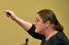 Krystyna Pawłowicz zaatakowała szefową polskiego oddziału Amnesty International.