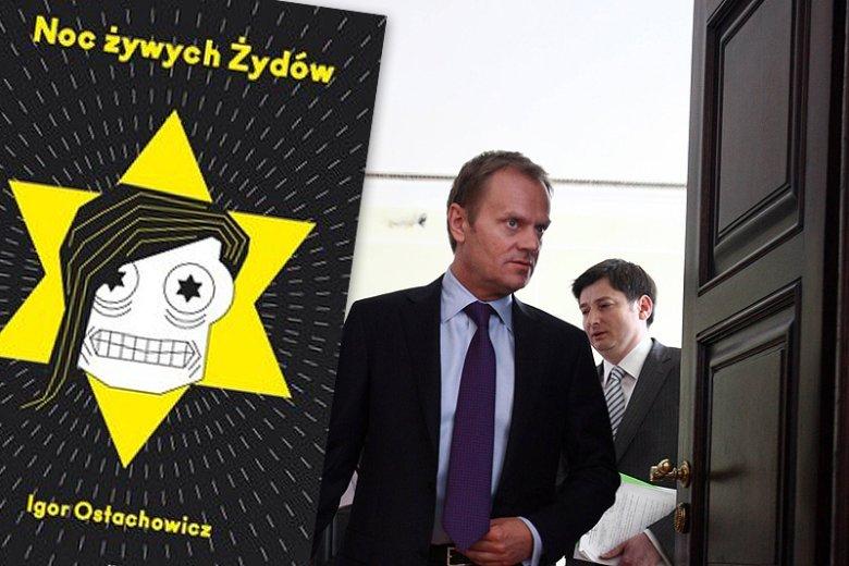Premier Donald Tusk i Igor Ostachowicz
