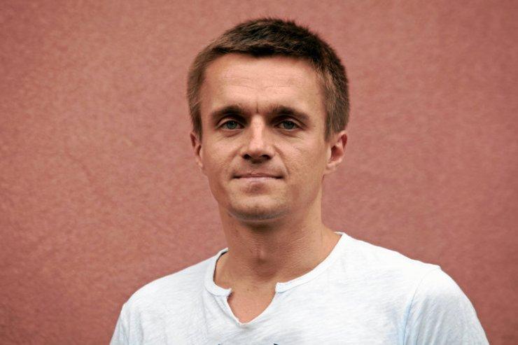 "Leszek Jażdżewski, redaktor naczelny ""Liberte"""