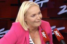 Dominika Figurska-Chorosińska nie wie, ilu jest parlamentarzystów w Sejmie.