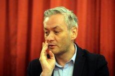 Robert Biedroń ogłosił się niedawno liderem całej opozycji