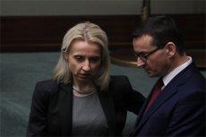 Minister Czerwińska dowiedziała się o 40 miliardowych wydatkach budżetowych rządu na dzień przed ich oficjalnym ogłoszeniem.