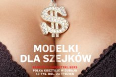 """""""Newsweek"""" ujawnia, że nie tylko Arabowie kupują usługi seksualne od modelek z Europy."""