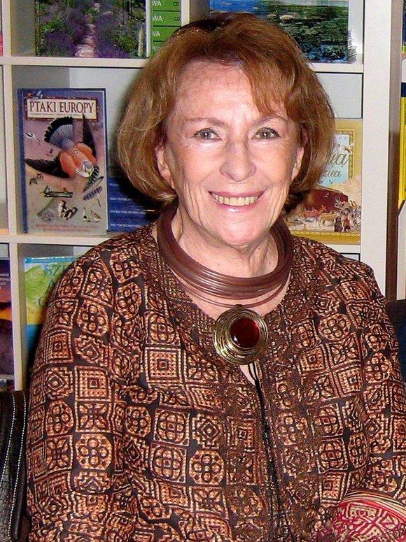 Wanda Chotomska, 2007 r.