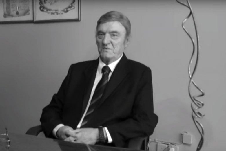 Jan Kobylański zmarł w wieku 95 lat. Polonijny działacz z Urugwaju w Polsce był oskarżany o antysemityzm.