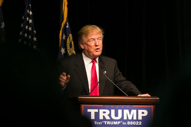 Donald Trump dokładnie wie jak będzie wyglądać granica pod jego rządami.