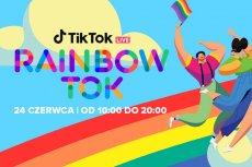 Cykl Rainbow Tok można oglądać od środy 24 czerwca od godz. 10 do 20.