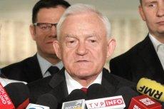 –Polacy jak gdyby zapomnieli o tym, że prezydent ma w Polsce niewielkie kompetencje –komentuje Leszek Miller.