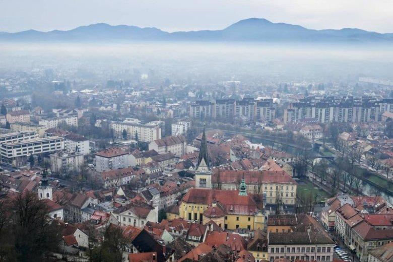 Warto wybrać się na weekend do Lublany