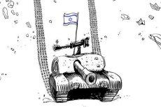 Czy taki obrazek jest przejawem antysemityzmu? Podobne mogą powstać już wkrótce, czemu sprzeciwia się ambasador Izraela przy ONZ