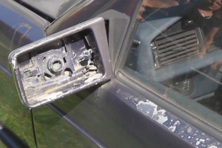 Mama zmarłego właściciela auta twierdzi, że samochód jest pamiątką po synu