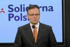 Arkadiusz Mularczyk porównuje Wałęsę do... Armstronga na dopingu.