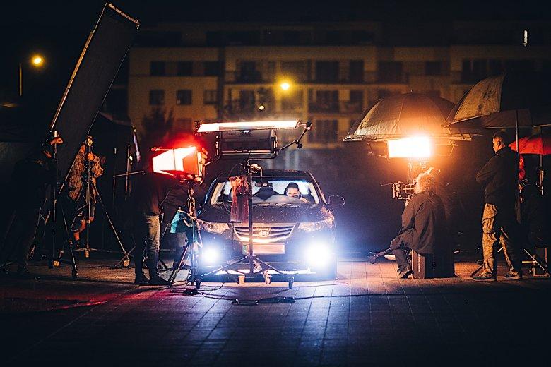 """""""Diablo"""" to pierwszy polski film akcji o nielegalnych wyścigach samochodowych"""
