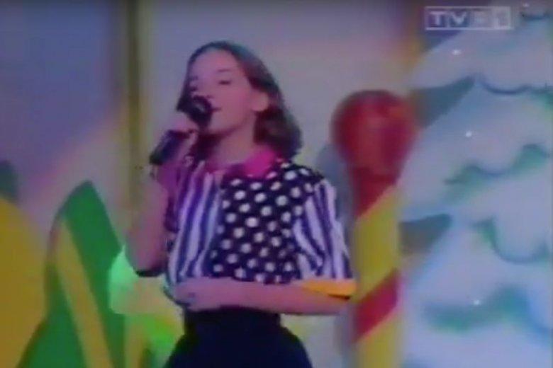 """W """"Tęczowym Music Boxie"""" wystąpiła m.in. Alicja Bachleda-Curuś."""