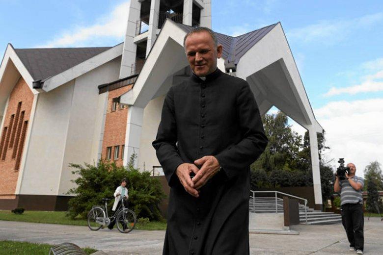 Ks. Wojciech Lemański wypowiedział się o roli polskiego kościoła w kwestii pedofilii