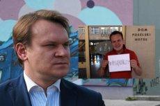 Dominik Tarczyński w ostatnich dniach stał się niezwykle popularny pośród twórców memów.