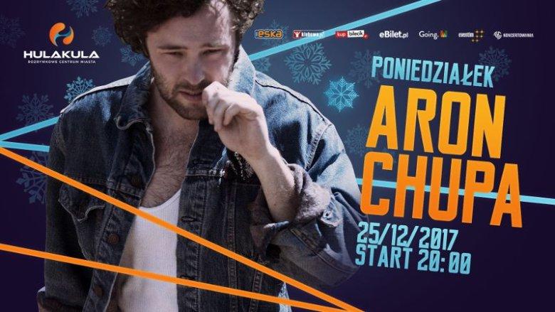 DJ i producent muzyczny AronChupa – twórca takich hitów jak I'm an Albatraoz oraz Llama in my Living Room.