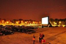 Kino samochodowe, Warszawa
