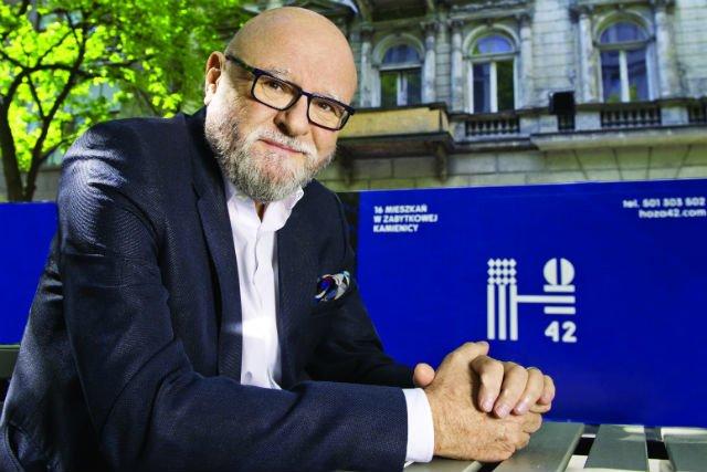 Michał Borowski, prezes spółki Made Concept