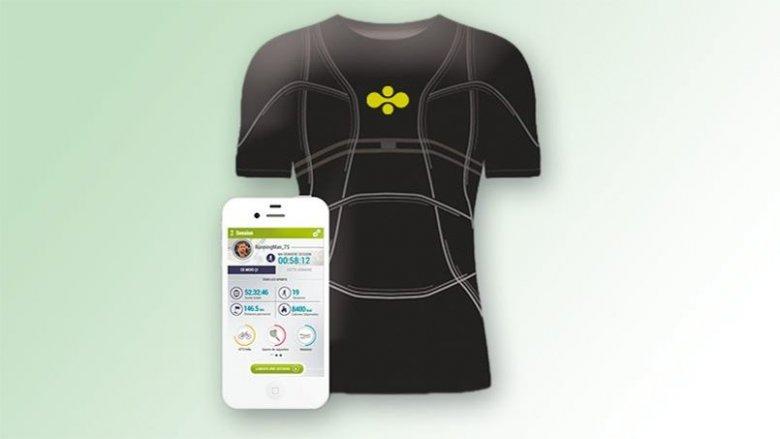 D-Shirt (Smart Sensing)