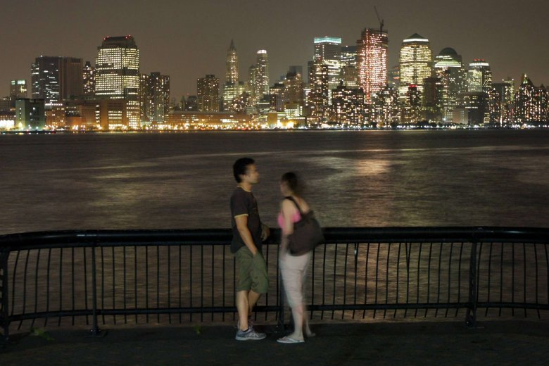 Randka na Manhattanie