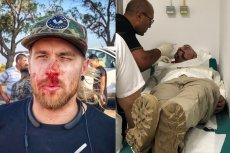 Członkowie zespołu Sabaton przeżyli groźny wypadek samochodowy w Tunezji