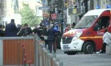 Potężna eksplozja w centrum Lyonu. Są ranni.