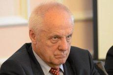 """Stefan Niesiołowski: """"Premier Węgier powinien się spotkać z premierem Polski""""."""