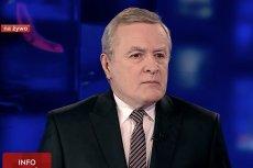 Wicepremier Piotr Gliński w TVP narzekał na brak reform w szkolnictwie.