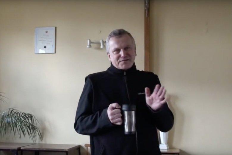 Ksiądz Dunin Borkowski napisał, że Paweł Adamowicz jest mu obojętny i nie będzie się za niego modlił.