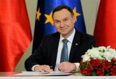 Andrzej Duda podpisał ustawęo obniżeniu wieku emerytalnego.