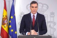 Premier Pedro Sánchez ogłosił otwarcie kraju dla turystów