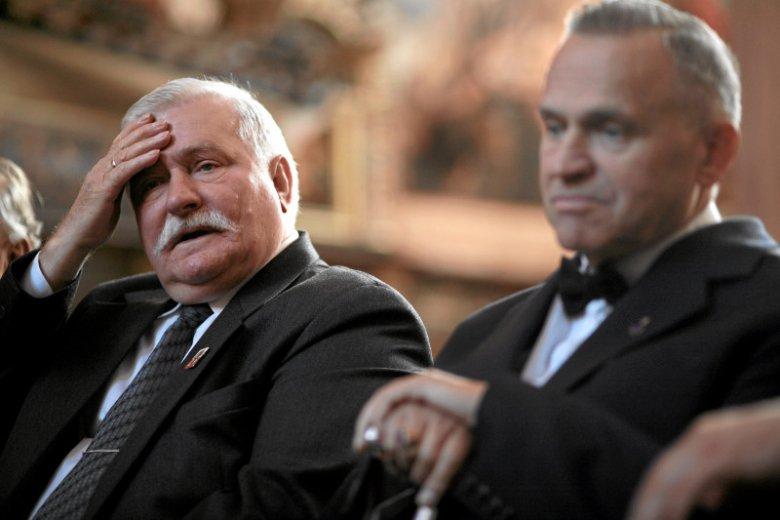 Były prezydent zabrał głos w sprawie oskarżeń dotyczących prałata Henryka Jankowskiego.