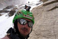 Aktualne plany wyprawy na K2 są takie, że atak na szczyt może nastąpić 5-6 marca. Na zdjęciu Adam Bielecki.