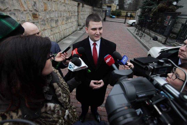 Bartłomiej Misiewicz miał jeszcze przemówić do Polaków w specjalnym wywiadzie, ale zabrakło mu odwagi i argumentów.