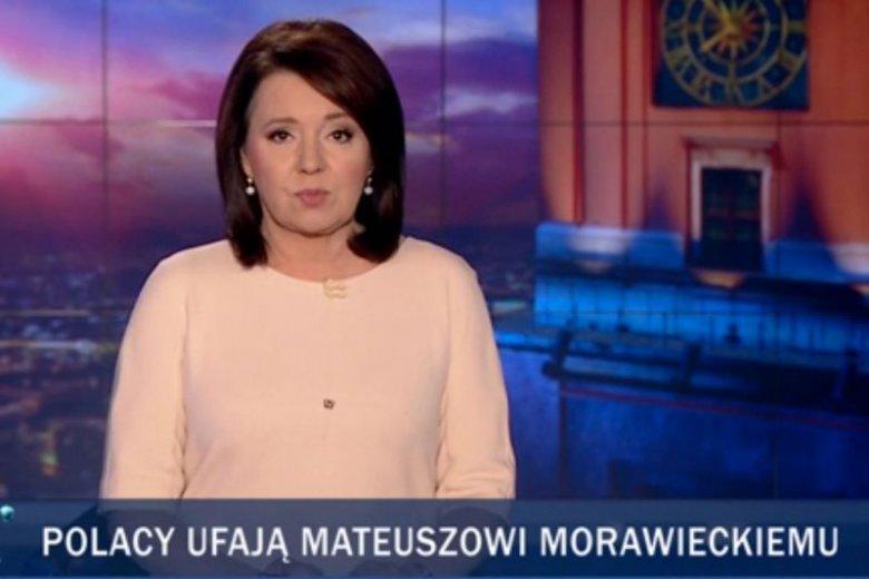 """W wtorkowym wydaniu """"Wiadomości"""", Mateuszowi Morawieckiemu poświecono przeszło 7 minut. TVP poczuło wiatr nadchodzących zmian."""