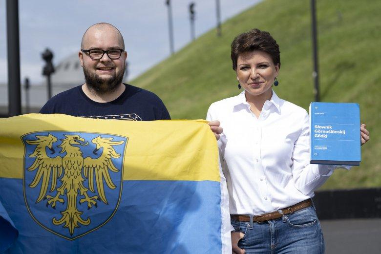 Monika Rosa i Marcin Musiał