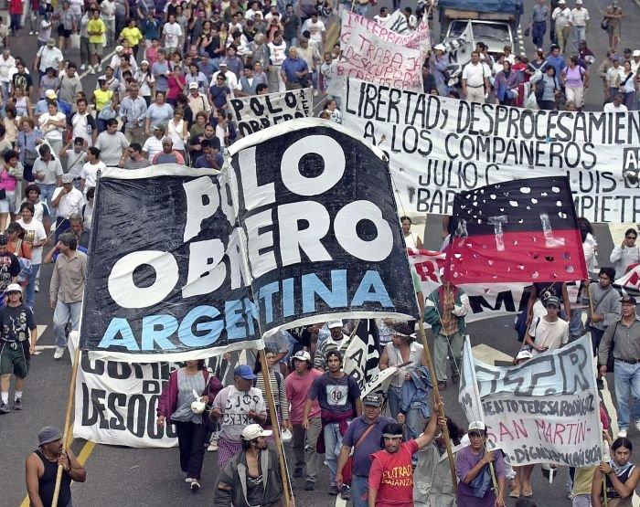 Obywatele Argentyny wyszli na ulicę prostestować przeciwko polityce rządu.