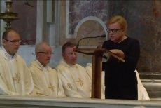Beata Kempa wykonała psalm podczas mszy w Watykanie.