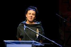 Olga Tokarczuk jest laureatką Literackiej Nagrody Nobla.