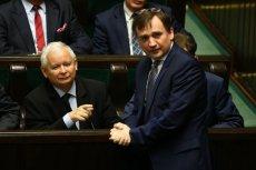 Zbigniew Ziobro umacnia swoją pozycję na prawicy.