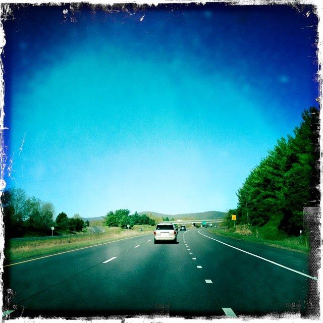 """Zdjęcie """"w drodze"""" musi być."""