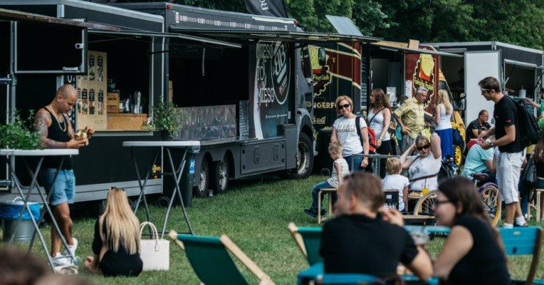 Czerwcowy festiwal food trucków na Stadionie Syreny