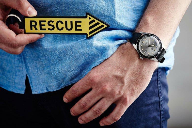 Łukasz Doskocz, ekspert zegarkowy, broni się przed zakupem Orisa?