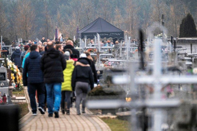Wszystkie pogrzeby ofiar wypadku jużsięodbyły.