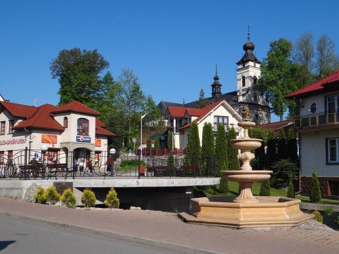 Centrum Pcimia.